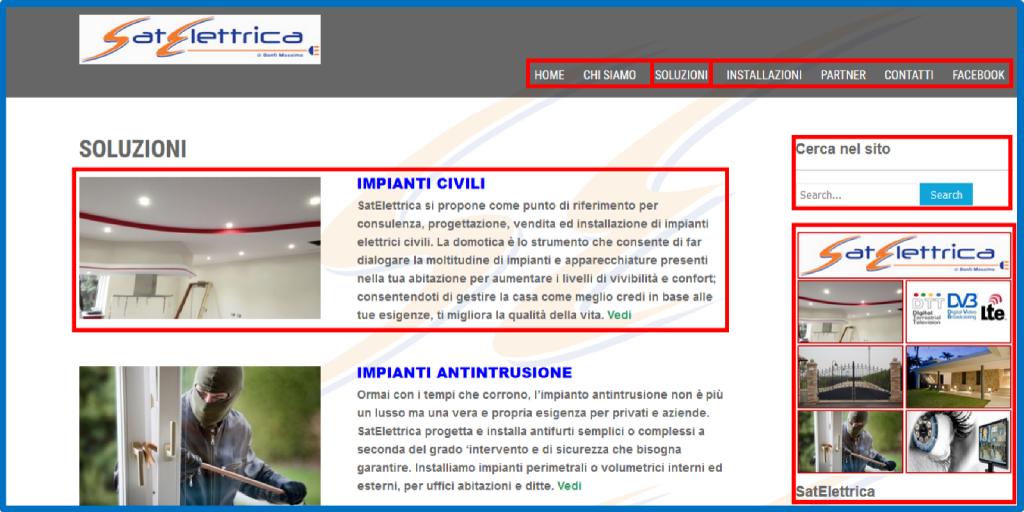 SatElettrica.it | Vetrina | Web | 2016 | GUARDA