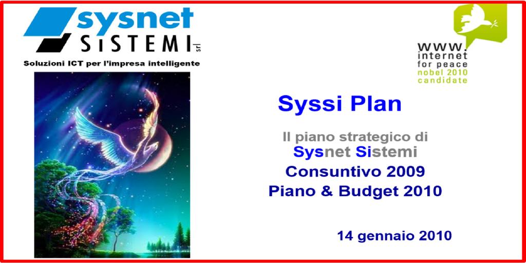 Sysnet.it | Click to Call | Cons. TM | 2009-2010 | GUARDA
