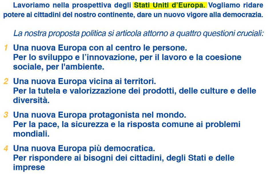 SiamoEuropei#USE